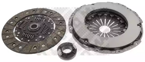 Clutch kit 10524 MAPCO — only new parts