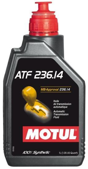 ATF23614 MOTUL ATF 236.14 Inhalt: 1l, ATF MB14 Automatikgetriebeöl 105773 günstig kaufen