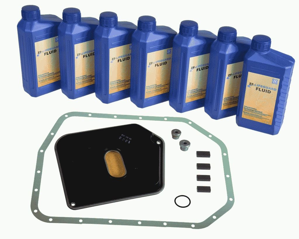 ZF GETRIEBE: Original Teilesatz, Ölwechsel-Automatikgetriebe 1058.298.046 ()