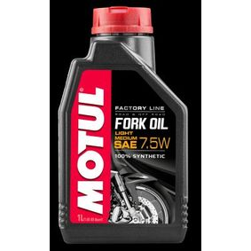 75W MOTUL Fork Oil 105926 cheap