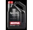 0W30 Motorenöl - 3374650258034 von MOTUL im Online-Shop billig bestellen