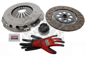 Clutch kit 10655 MAPCO — only new parts