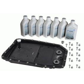 Delsats, oljebyte-automatväxellåda 1068.298.062 från ZF GETRIEBE