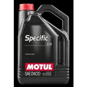 107339 Motoröl MOTUL STJLR515122 - Große Auswahl - stark reduziert