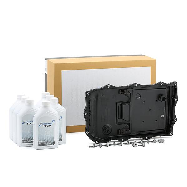 JAGUAR F-TYPE 2021 Filteranlage - Original ZF GETRIEBE 1087.298.365