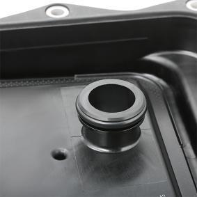 ZF GETRIEBE | Delsats, oljebyte-automatväxellåda 1087.298.365