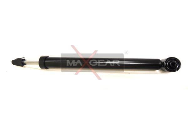 MGA5558 MAXGEAR Hinterachse, Gasdruck, Zweirohr, Dämpfer ohne Zuganschlagfeder, oben Stift, unten Auge Stoßdämpfer 11-0172 günstig kaufen