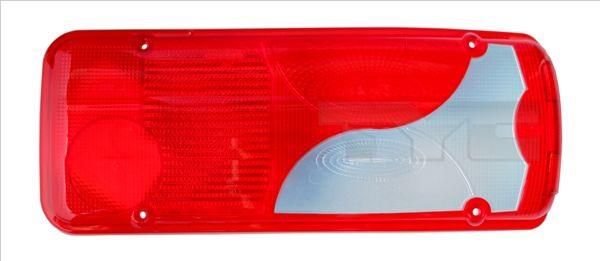 Componenti luce posteriore 11-11697-LA-2 TYC — Solo ricambi nuovi