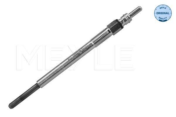 Achetez Bougie de préchauffage MEYLE 11-14 860 0001 (Longueur coque: 124mm, Filetage: M8 x 1) à un rapport qualité-prix exceptionnel