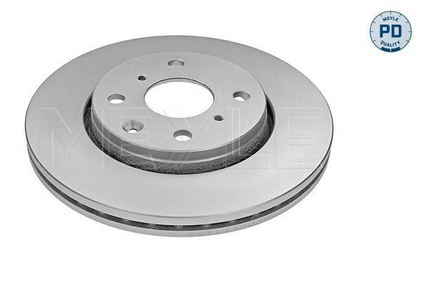 MBD1758PD MEYLE MEYLE-PD Quality, Vorderachse, belüftet, Zink-Lamellen-beschichtet Ø: 247mm, Lochanzahl: 4, Bremsscheibendicke: 20mm Bremsscheibe 11-15 521 0037/PD günstig kaufen