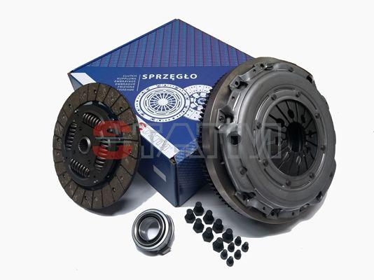 MAZDA 6 2017 Kupplungssystem - Original STATIM 110.956 Ø: 240mm