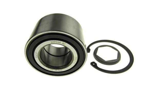 Купете 110156110 AUTOMEGA на задната ос от двете страни Ø: 74мм, вътрешен диаметър: 37мм Комплект колесен лагер 110156110 евтино