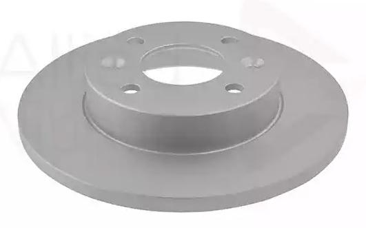 BAR12116 Barum Voll Ø: 238,0mm, Lochanzahl: 4, Bremsscheibendicke: 12,0mm Bremsscheibe BAR12116 günstig kaufen