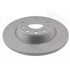 BAR12169 Barum Cheio Ø: 282,0mm, N.º de furos: 5, Espessura do disco de travão: 12,0mm Disco de travão BAR12169 comprar económica