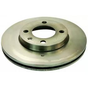 BAR20123 Barum belüftet Ø: 239,0mm, Lochanzahl: 4, Bremsscheibendicke: 20,0mm Bremsscheibe BAR20123 günstig kaufen