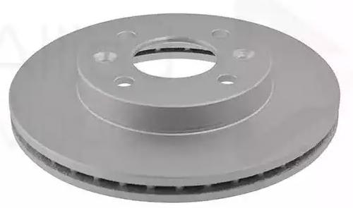 Pirkti BAR20125 Barum ventiliuojama Ø: 238,0mm, angų skaičius: 4, stabdžių disko storis: 20,1mm Stabdžių diskas BAR20125 nebrangu