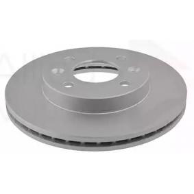 BAR20125 Barum belüftet Ø: 238,0mm, Lochanzahl: 4, Bremsscheibendicke: 20,1mm Bremsscheibe BAR20125 günstig kaufen