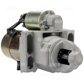 HC-Cargo Motor de arranque