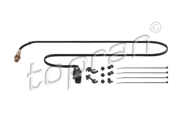 Lambda sensor 114 230 TOPRAN — only new parts