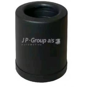 Įsigyti ir pakeisti apsauginis dangtelis / gofruotoji membrana, amortizatorius JP GROUP 1142700700