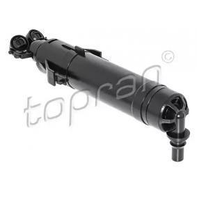 116 196 TOPRAN links, mit integrierter Waschwasserdüse Waschwasserdüse, Scheinwerferreinigung 116 196 günstig kaufen