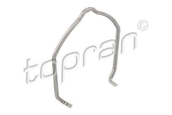 OE Original Turboschlauch 116 338 TOPRAN