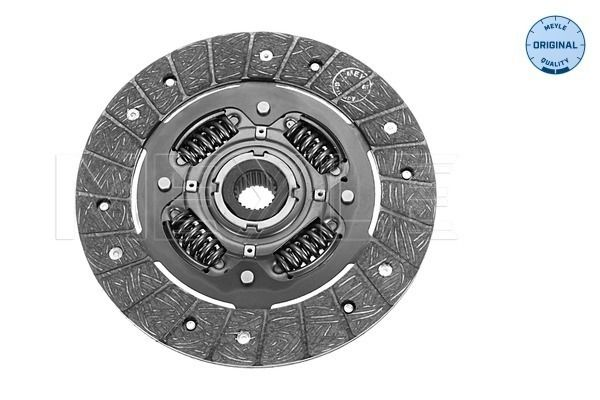 Clutch plate 117 210 2301 MEYLE — only new parts