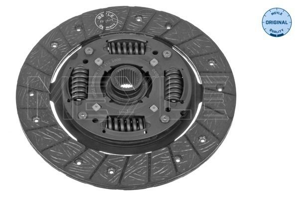 MEYLE Clutch Disc 117 210 2800