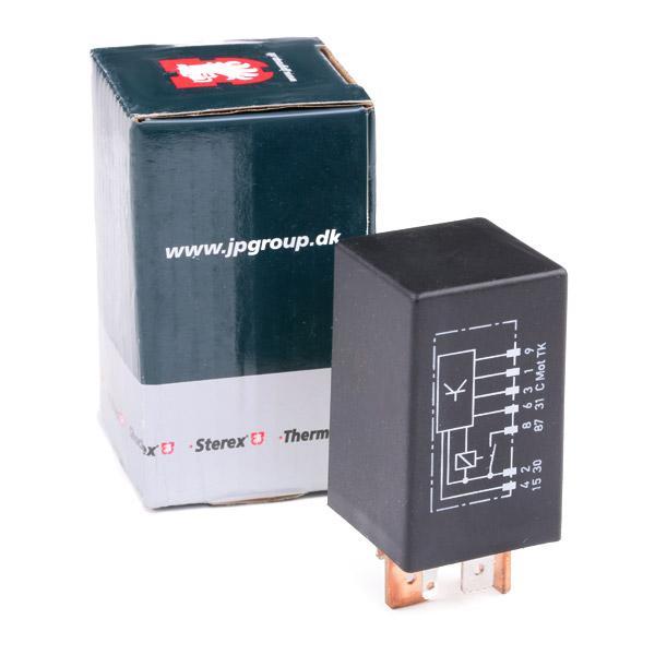 JP GROUP | Relais, Kraftstoffpumpe 1199209800