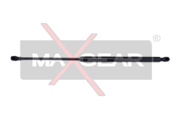 Köp MAXGEAR 12-0183 - Gasfjäder motorhuv till Ford: Fjäderkraft: 350N L: 455mm, Slaglängd: 181mm