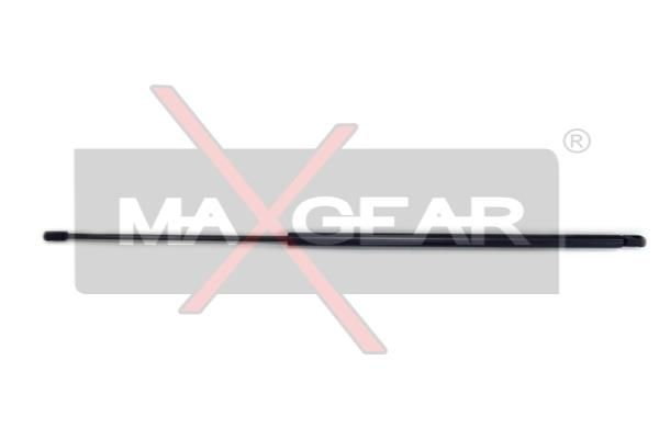Mercedes CITAN 2019 Tailgate gas struts MAXGEAR 12-0251: Eject Force: 640N