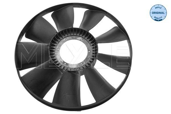 12-34 232 0006 MEYLE Lüfterrad, Motorkühlung für SCANIA online bestellen
