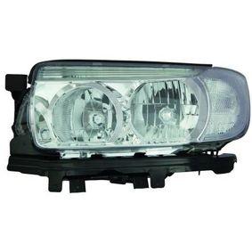 Pirkti ABAKUS dešinė, H11, HB3, WY21W, W5W, su LDR servovarikliu, be lemputės laikiklio Priekinis žibintas 120-1101RMLD-EM nebrangu