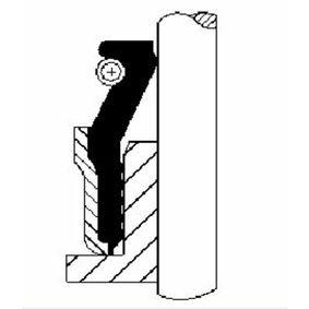 Anello tenuta, Stelo valvola 12019883 con un ottimo rapporto CORTECO qualità/prezzo