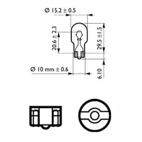 12067CP Glühlampe, Blinkleuchte PHILIPS - Markenprodukte billig