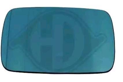 Original BMW Rückspiegelglas 1214427