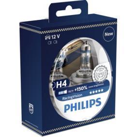 12342RVS2 Glühlampe, Fernscheinwerfer PHILIPS 00020028 - Große Auswahl - stark reduziert