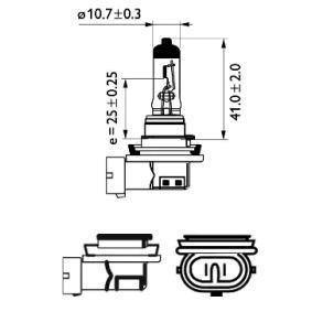 12362LLECOC1 Gloeilamp, verstraler PHILIPS - Ervaar aan promoprijzen
