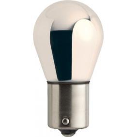 PY21W PHILIPS SilverVision PY21W, BAU15s, 12V, 21W Glödlampa, blinker 12496SVB2 köp lågt pris
