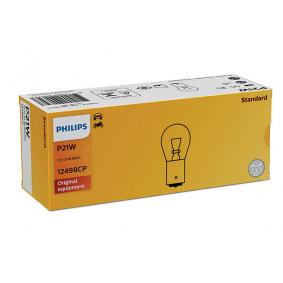 12498CP Glödlampa, blinker PHILIPS 49078073 Stor urvalssektion — enorma rabatter