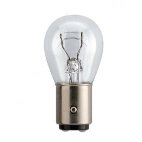 Achat de P215W PHILIPS P21/5W, BAY15d, 12V, 21/5W Ampoule, feu clignotant 12499CP pas chères
