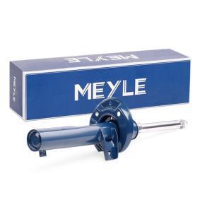 MSA0095 MEYLE Vorderachse, Gasdruck, ORIGINAL Quality, Zweirohr, Federbein, oben Stift Stoßdämpfer 126 623 0055 günstig kaufen