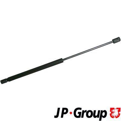 1281202000 JP GROUP beidseitig, Ausschubkraft: 570N Länge: 575mm, Hub: 190mm Heckklappendämpfer / Gasfeder 1281202000 günstig kaufen