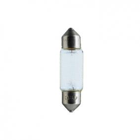 Compre e substitua Lâmpada, luz do habitáculo PHILIPS 12854CP