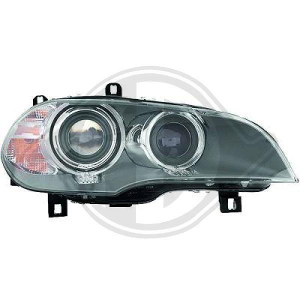 BMW X5 2019 Frontscheinwerfer - Original DIEDERICHS 1291182 Fahrzeugausstattung: für Fahrzeuge ohne Kurvenlicht