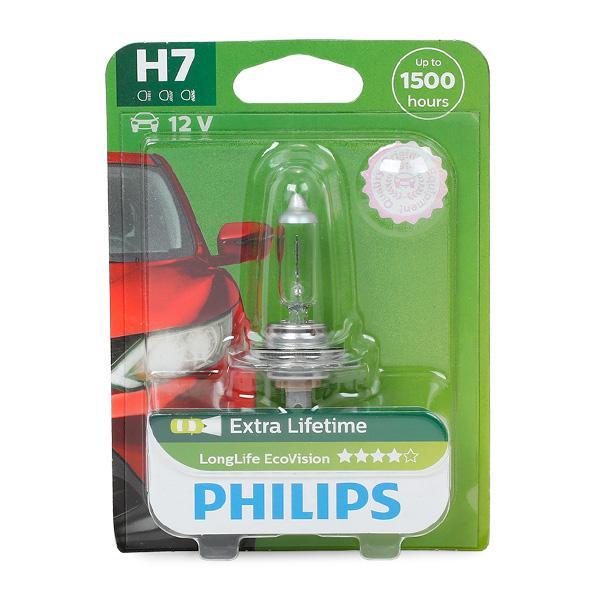 12972LLECOB1 Крушка с нагреваема жичка, фар за дълги светлини PHILIPS H7 - Голям избор — голямо намалание