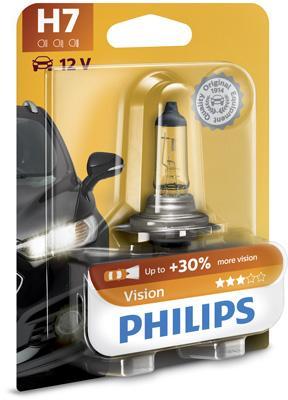 PHILIPS | Glühlampe, Fernscheinwerfer 12972PRB1