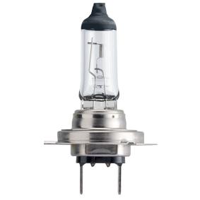 PHILIPS 55W, H7, 12V, Vision Glödlampa, fjärrstrålkastare 12972PRC1 köp lågt pris