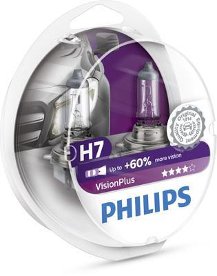PHILIPS | Glühlampe, Fernscheinwerfer 12972VPS2
