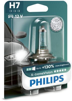 PHILIPS | Glühlampe, Fernscheinwerfer 12972XV+B1